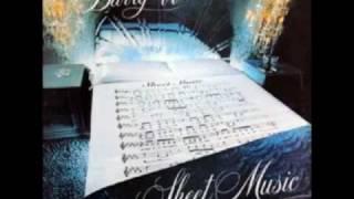 Barry White - Sheet Music (1980) - 01. Sheet Music