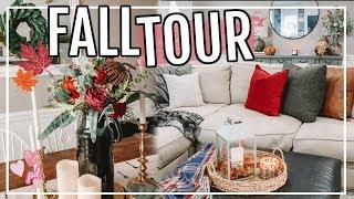 FALL DECOR HOME TOUR 2019   FARMHOUSE FALL DECOR   Page Danielle