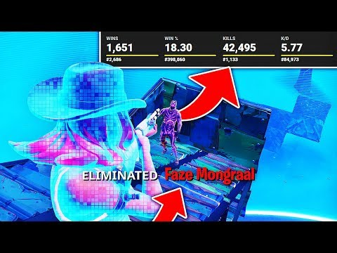 , title : 'I EXPOSED every RARE (OG) SKIN stats I find in *NEW* Fortnite Arena Trios! (Amazing)'