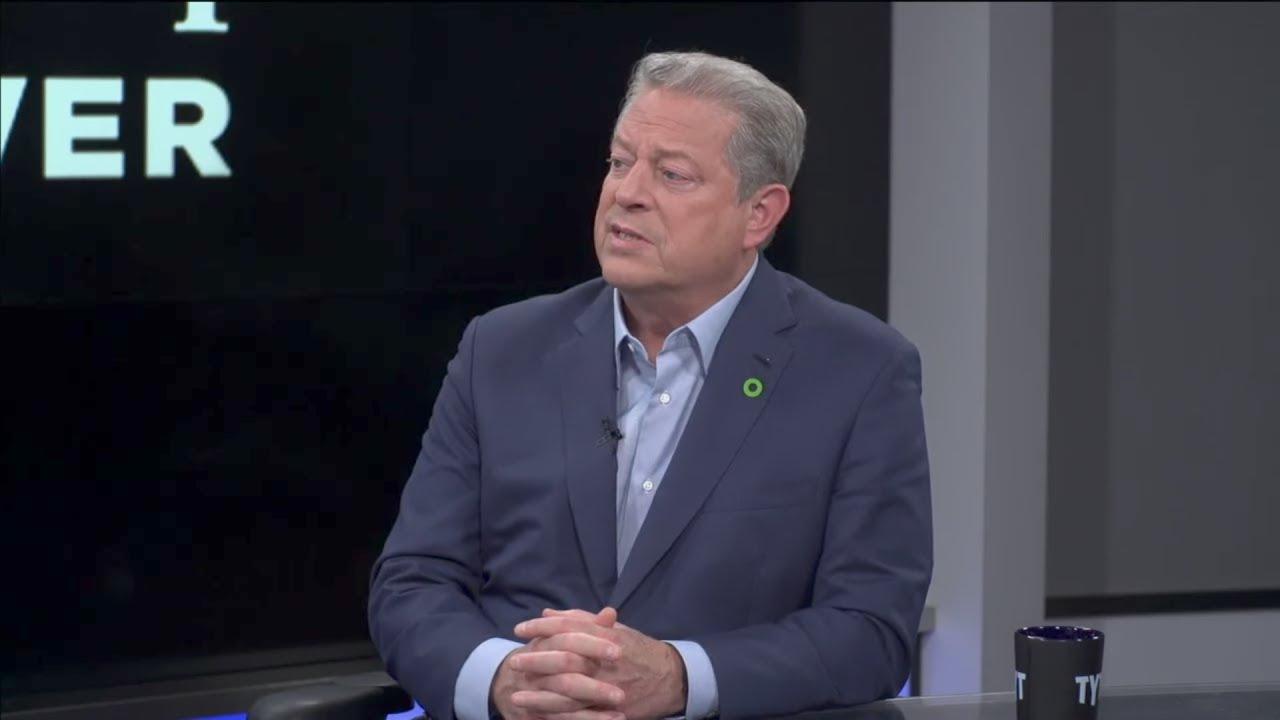 Al Gore On The Trump Russia Investigation thumbnail