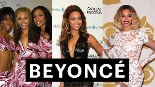 Beyonce's Beauty Transformation From Destiny's Child to Yonce --Beauty Evolution