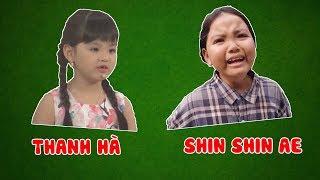 Shin Shin Ae Gia đình là số 1 từng là cô bé thắng giải 40 triệu tại Thách Thức Danh Hài