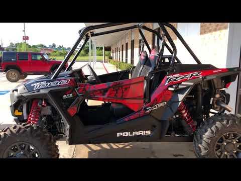 2018 Polaris RZR XP 1000 EPS in Marshall, Texas
