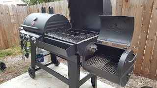 Char-Griller 5650: Intro & Mods