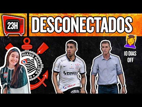 Pausa no Corinthians masculino | Consequências do empate | Treino na praia - Boletimão das 23h