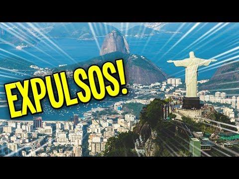 ROLÊ NO RIO DE JANEIRO & BAILE DE 1 MILHÃO DE INSCRITOS! 👿 Ft. Miin Borges