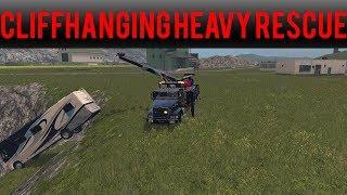 Farming Simulator 2017 | Cliffhanging Heavy Rescue
