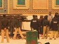 Raw: Islamic State Bomb Kills Dozens in Pakistan