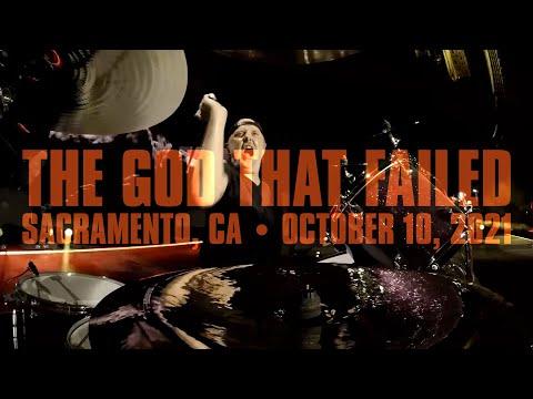 Metallica: The God That Failed (Sacramento, CA - October 10, 2021)