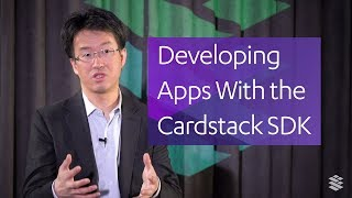 Developing Blockchain Apps with the Card SDK — Cardstack Founder Chris Tse