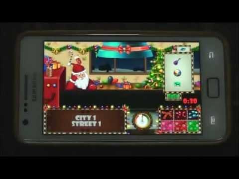 Video of Santa Rush