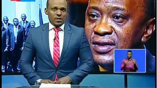 Cabinet Shakeup! President Uhuru sacks CS Kiunjuri amid major cabinet reshuffle