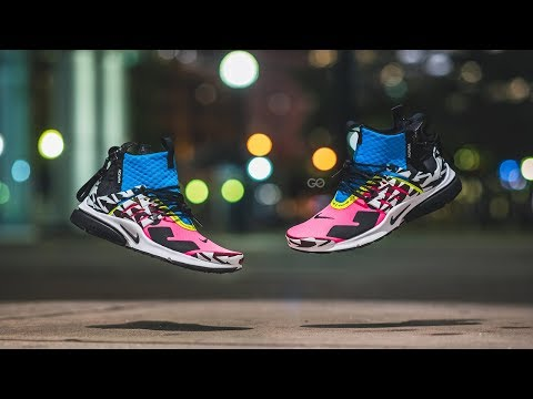 """Acronym x Nike Air Presto Mid """"Racer Pink"""" Review – Sean Go dcc3d7834"""