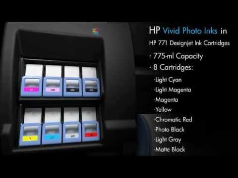 HP Designjet Z6200 Large Format Photo Printer