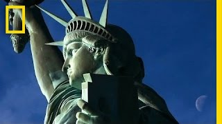 """What """"Lady Liberty"""" and Ellis Island Mean Today 
