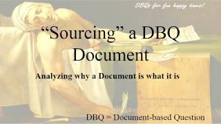 Download Video Sourcing a DBQ Document MP3 3GP MP4