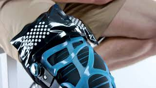 Video: Donjoy OA Reaction TriFit Web Knee Brace