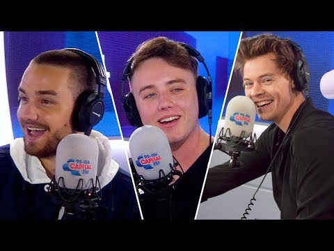 Liam Payne Kind Of Reunited With Harry Styles!
