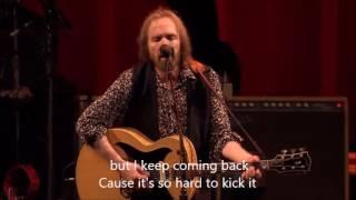 Tom Petty - Rebels (Lyrics Video)