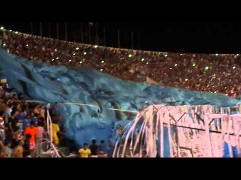 """""""ESTO ES BLOOMING  !!! RECIBIMIENTO   LOS CHIFLADOS"""" Barra: Los Chiflados • Club: Blooming"""