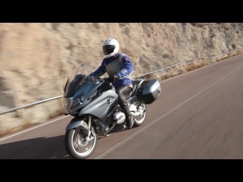 BMW R1200RT 2014 launch test review