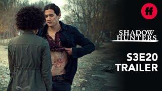 Shadowhunters | Season 3, Episode 20 Trailer | Demons Attack Idris