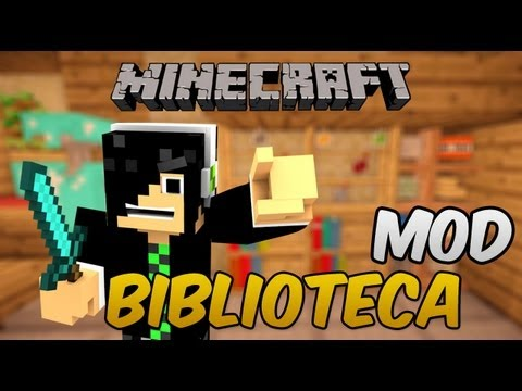 Minecraft Mods 1.6.1 - Biblioteca MOD