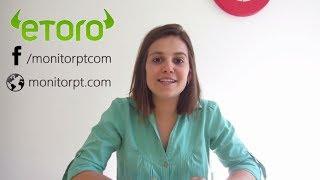 eToro - Registrar conta e  Verificar Perfil (Tutorial)