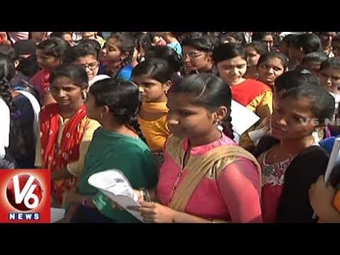 Telangana Education Department Plans To Reconduct ECET Examination | V6 News