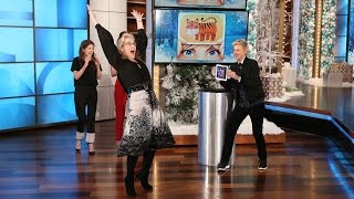 Ellens Favorite Games Heads Up With Meryl Streep Anna Kendrick & Emily Blunt