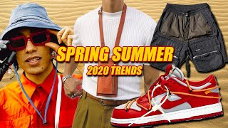 SPRING SUMMER 2020 FASHION TRENDS | EVERYTHING YOU NEED Men's Spring Summer Fashion Essentials