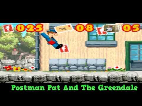 Postman Pat GBA