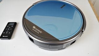 Amazing Proscenic 811GB Robot Vacuum Cleaner - 3in1