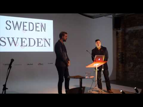 Monki Gras 2015: Creating a New National Identity for Sweden