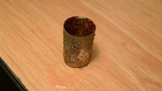 Фильтр радиатора отопителя Чери Фора(спустя 2 года после замены радиатора)
