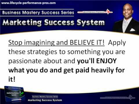 Victor Holman – Marketing Success System
