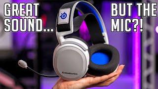 SteelSeries Arctis 7P Headset - next level comfort!