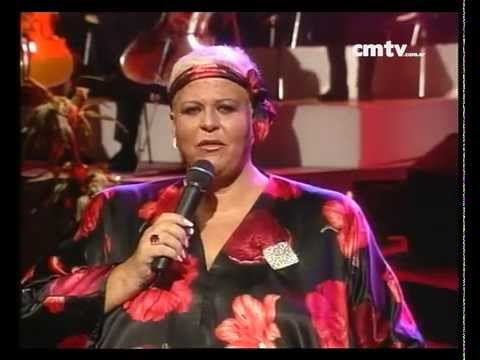 María Martha Serra Lima video Eu sei que vou te amar  - CM Vivo 1999