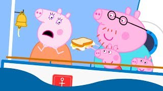 Peppa Pig Official Channel   Peppa Pig Travels to Paris