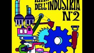 [Grand Prix] - GP LP 142 - Alessandro Alessandroni - Ritmo Dell'Industria N°2 |LP Complete| (RB)