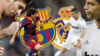 BARCELONA VS REAL MADRI