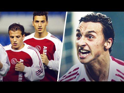The day Zlatan Ibrahimović threatened to break Rafael van der Vaart's legs   Oh My Goal