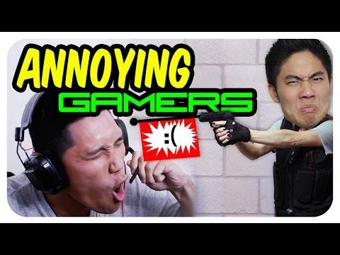 Annoying Gamers! (видео)