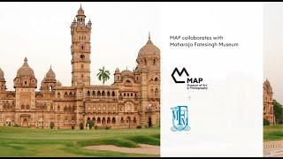 MAP + Maharaja Fatesingh Museum
