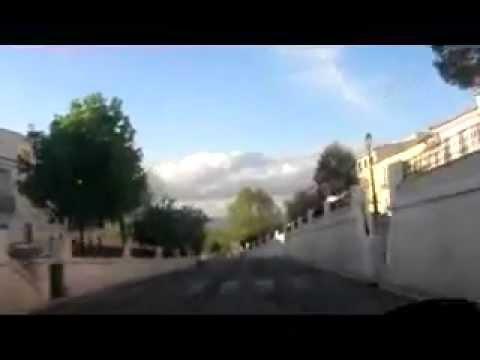Travesía de Torre Cardela (Granada)