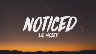 Lil Mosey   Noticed (Lyrics)