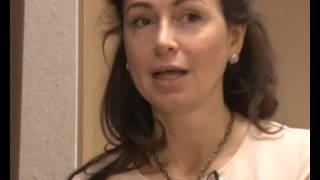 Фитнес для лица с Еленой Федотовой. Передача Реальные кадры ОТВ