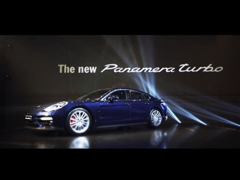 Panamera Sneak Preview Event in Taipei, Taiwan.