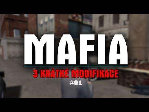 MAFIA | 3 KRÁTKÉ MODIFIKACE | by PTNGMS | #01