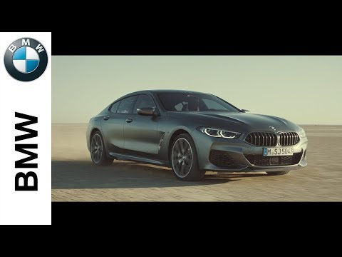 Bmw 8 Series Gran Coupe G16 Седан класса A - рекламное видео 2